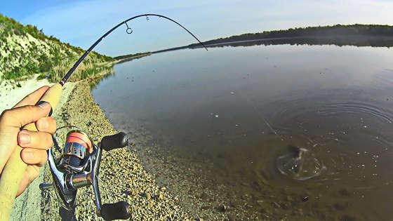Отдых и ловля на спиннинг на реке Дон