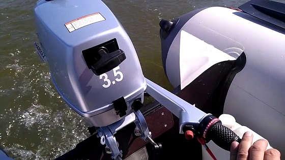 Китайские лодочные моторы до 4 л.с.