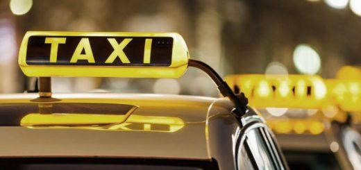 Крымское такси