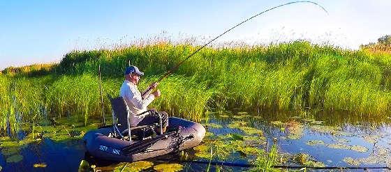 Лодка для Рыбалки на карася