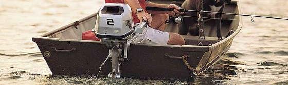Какой выбрать лодочный мотор?