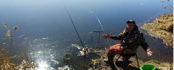 Ловля леща на реке 2020
