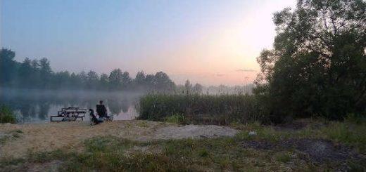 СЕМЕЙНАЯ РЫБАЛКА С НОЧЕВКОЙ на берегу реки