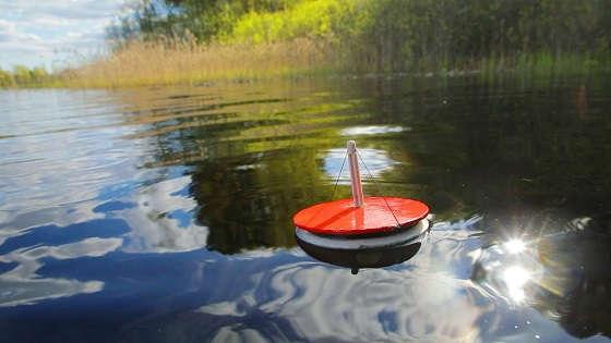 Хитрый дедовский способ рыбалки на кружки