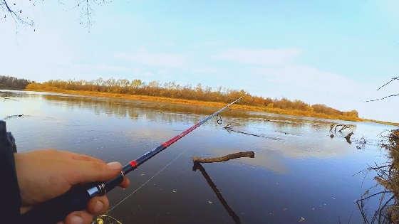 Рыбалка на сломе погоды