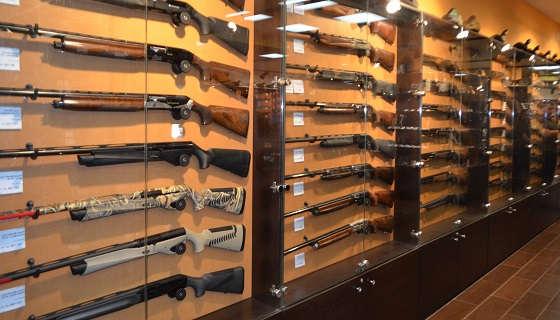 Применение охотничьего оружия в целях самообороны