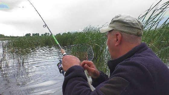 Рыбалка на спиннинг в июне 2020