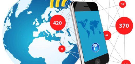 Телефонные коды стран мира