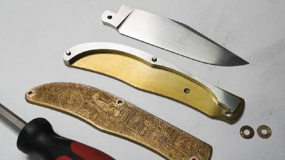 Тюнинг и доработка складного ножа