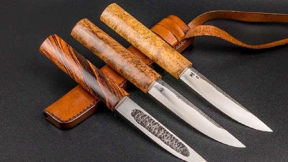 В чем уникальность Якутских ножей?