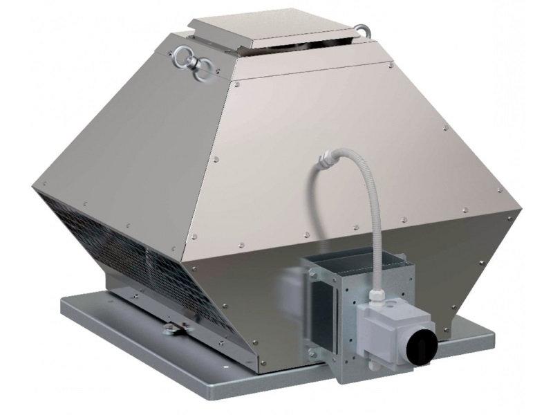 Система дымоудаления Systemair DVG-V 355D4F400