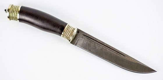 Самый дешевый в мире нож из дамаска