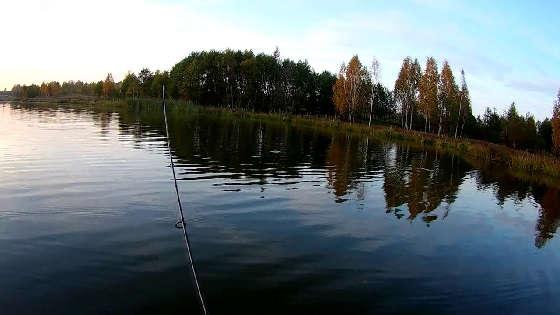 Десногорск: Рыбалка в июле 2020