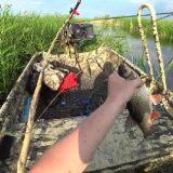В дикие места на рыбалку