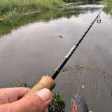 Простая рыбалка на спиннинг летом 2020