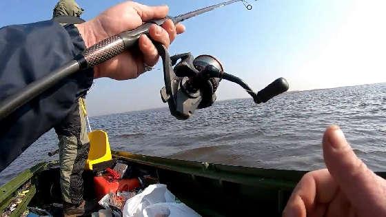 Спиннинг с Лодки Верховье КВХ