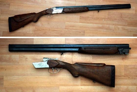 Реставрация охотничьего ружья ТОЗ-34