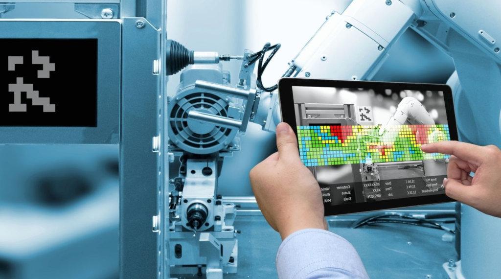 Автоматизация промышленных процессов