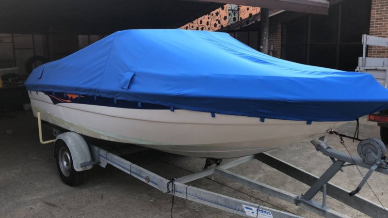 Чехол для лодки
