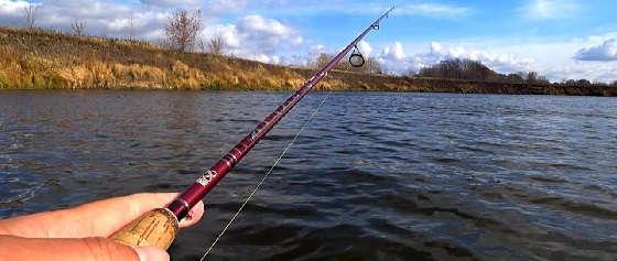 Рыбалка на джиг на Оке