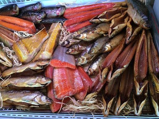 Коптите рыбу правильно