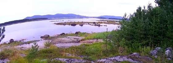 Одиночный поход на байдарке по реке и озеру Кереть