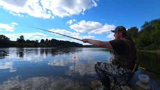 Рыбалка на Плотву в Конце Августа 2020