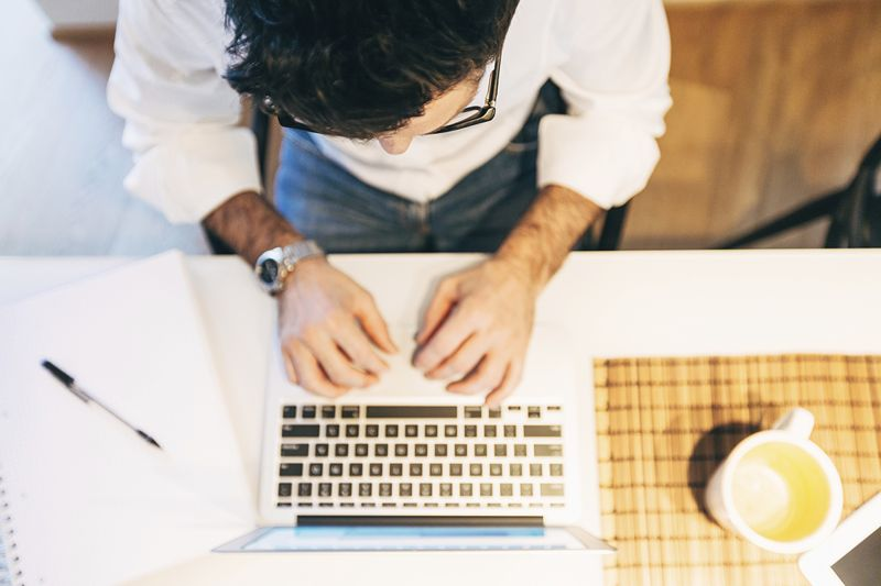 Поиск вакансий через интернет