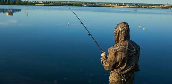 Простая рыбалка на спиннинг в АВГУСТЕ