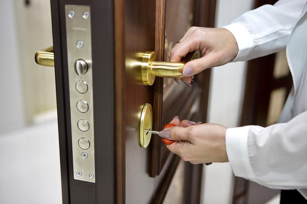 Как выбрать замок для входной металлической двери