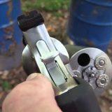 460 Magnum против арбуза