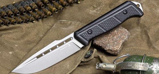 Нож BAIKAL Kizlyar Supreme