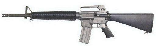 M16 полный автомат