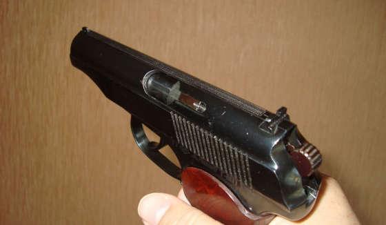 Травматический пистолет ВІЙ 19
