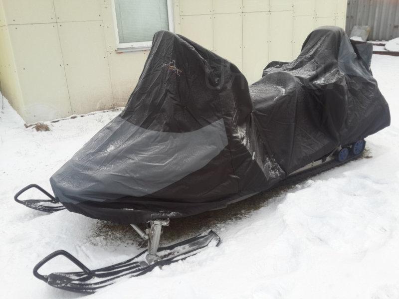 Чехол для снегохода
