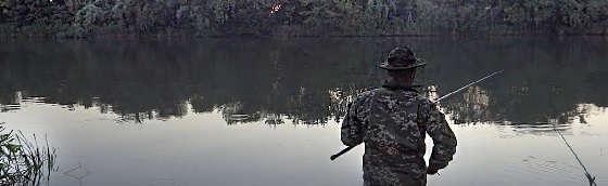 карповая рыбалка на Днестре