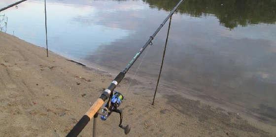Рыбалка на Фидер в Похолодание