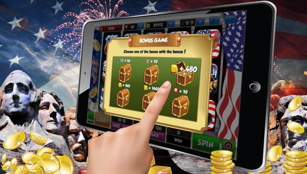 Игра в виртуальных казино