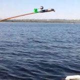 Ловля леща на реке Волга