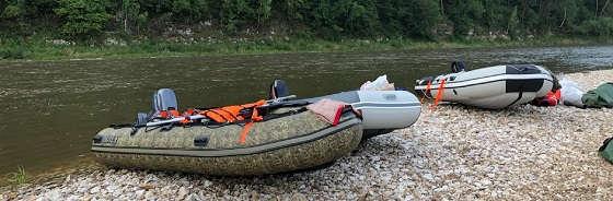 Дюралевая или ПВХ лодка?
