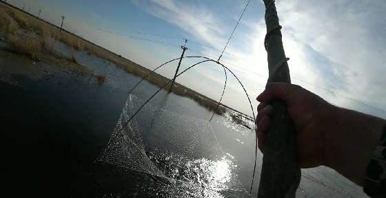 Рыбалка на паук 2020