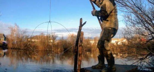 Рыбалка на паук в малых Сибирских реках