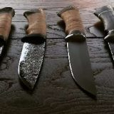 Узбекский нож Пчак из саморезов своими руками
