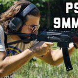 Пистолет Пулемет от Palmetto State Armory