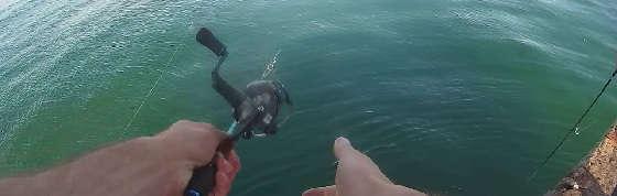 Ловля саргана на Черном море на спиннинг