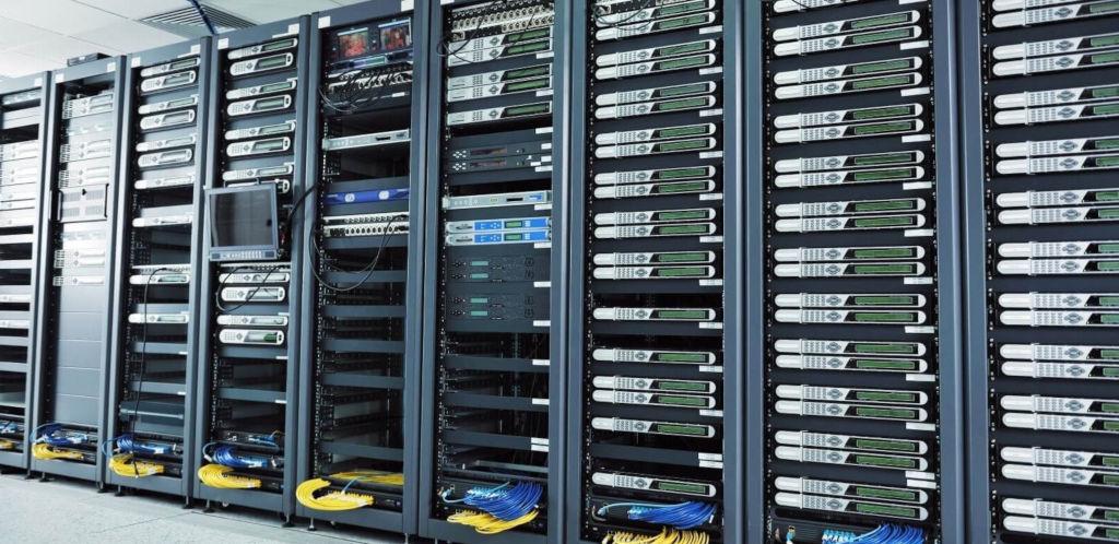 бу серверы