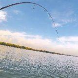 Рыбалка на блёсны и воблеры взаброд на Оби