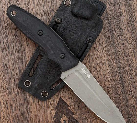 нож от Kizlyar Supreme