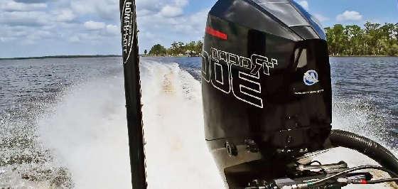 Mercury Racing 300R V8
