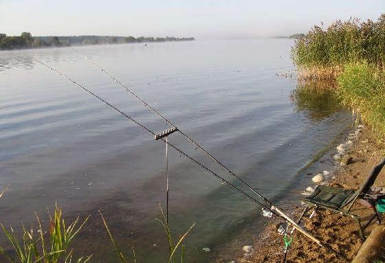 Астраханская фидерная рыбалка